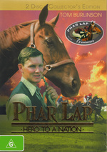 Buy The Phar Lap DVD Now